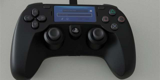 Únik možné ovladače pro nový PS5
